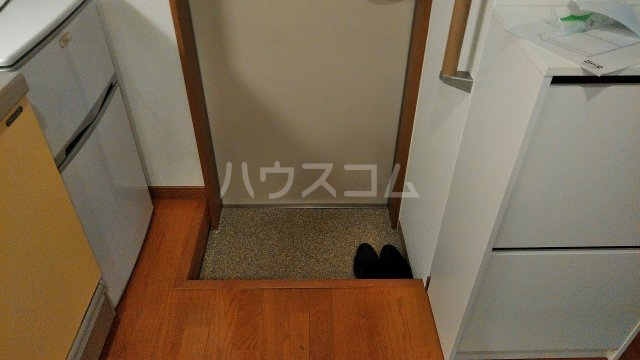 a&m Court enmachiⅡ 301号室の玄関