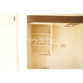 LUDICA町田 102号室の収納