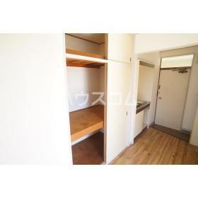 LUDICA町田 102号室の玄関