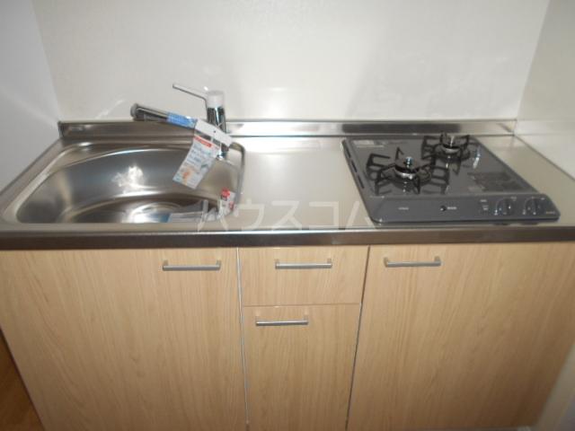 吉田ハイツ 103号室のキッチン
