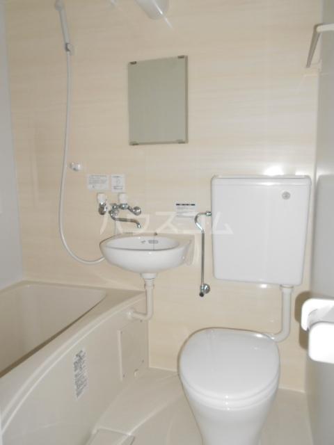 吉田ハイツ 103号室の風呂