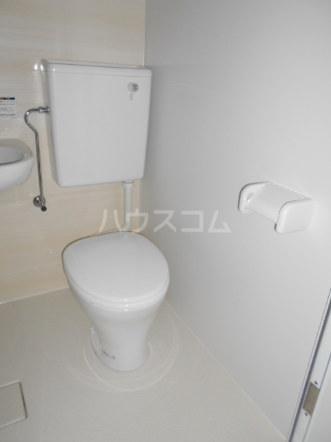 吉田ハイツ 103号室のトイレ