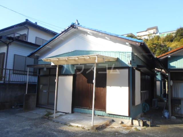 山田貸家の外観