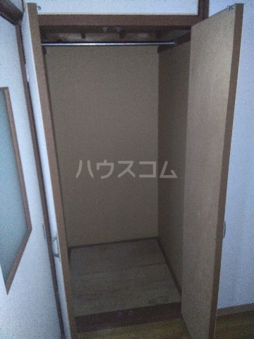 ハイム大京 202号室の居室