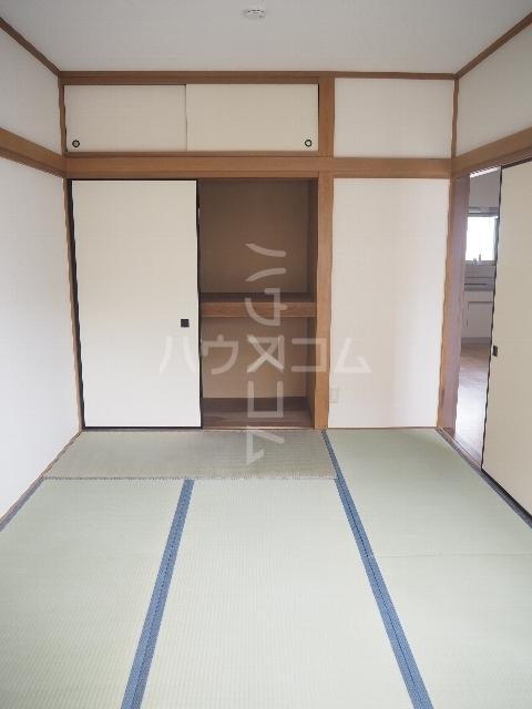 ハイム大京 202号室のバルコニー