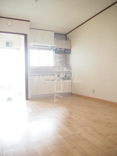 ハイム大京 202号室の収納