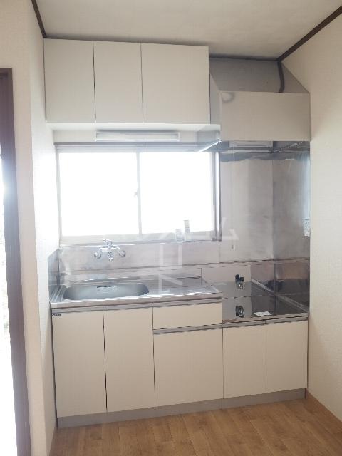 ハイム大京 202号室のキッチン