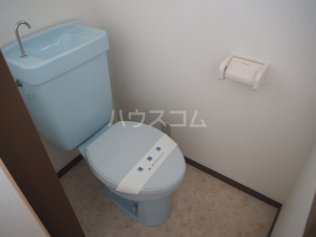 ハイム大京 202号室のトイレ