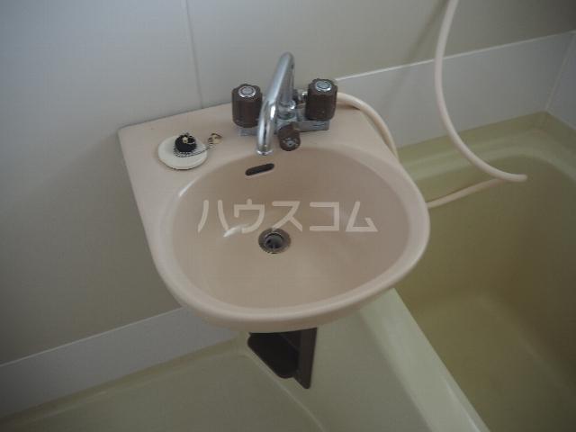 ハイム大京 202号室の洗面所