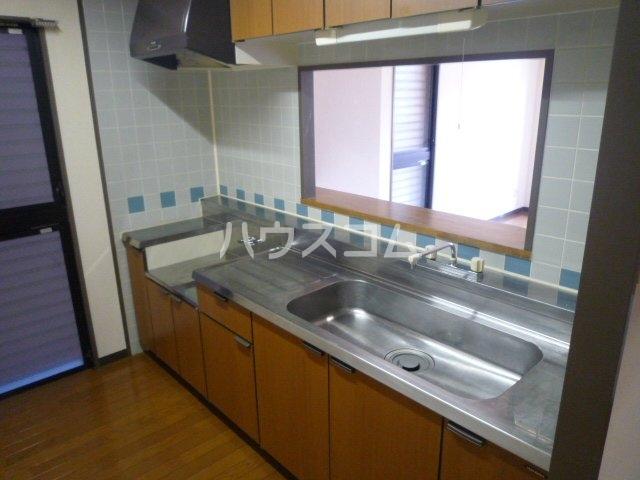 FREESIA(フリージア) 3A号室のキッチン
