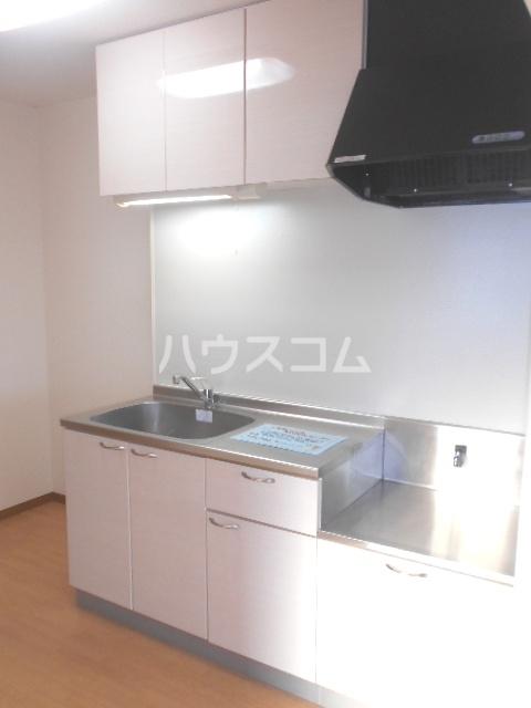 FINE GROWTH 301号室のキッチン