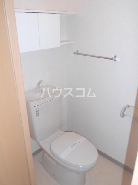 FINE GROWTH 301号室のトイレ