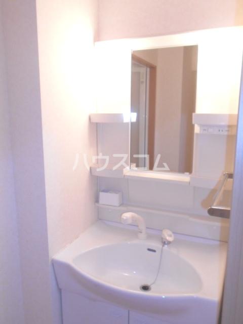 FINE GROWTH 301号室の洗面所