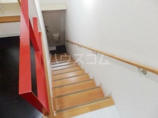 マルチプレックスX B2号室の玄関