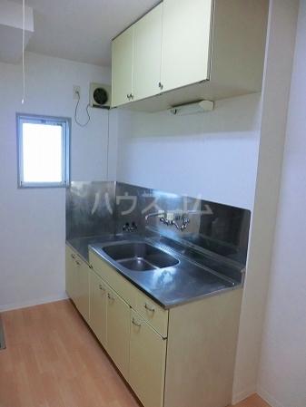 ローヤル石津Ⅱ 207号室のキッチン