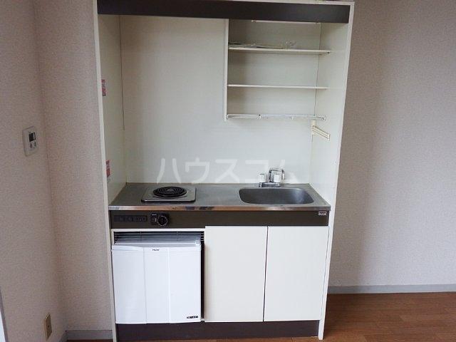 ORハイツ 401号室のキッチン