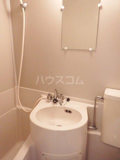 ORハイツ 401号室の洗面所