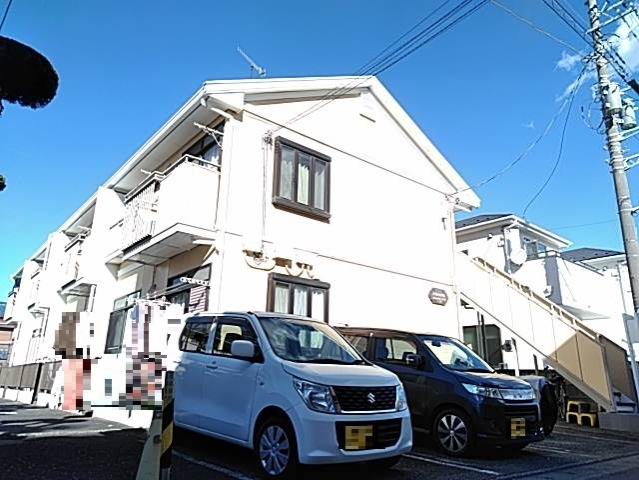 コーラルハイム平塚 202号室の外観