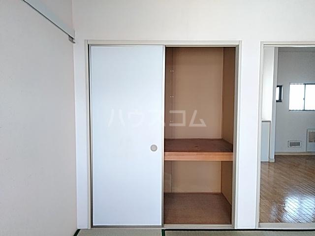 コーラルハイム平塚 202号室の収納