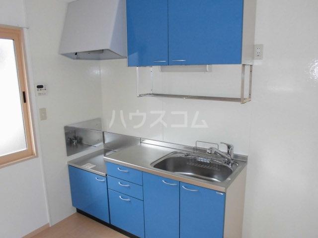 ベルウッド 202号室のキッチン