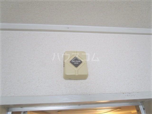 グレイス第2マンション 209号室のセキュリティ