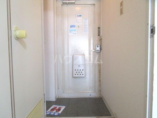 グレイス第2マンション 209号室の玄関