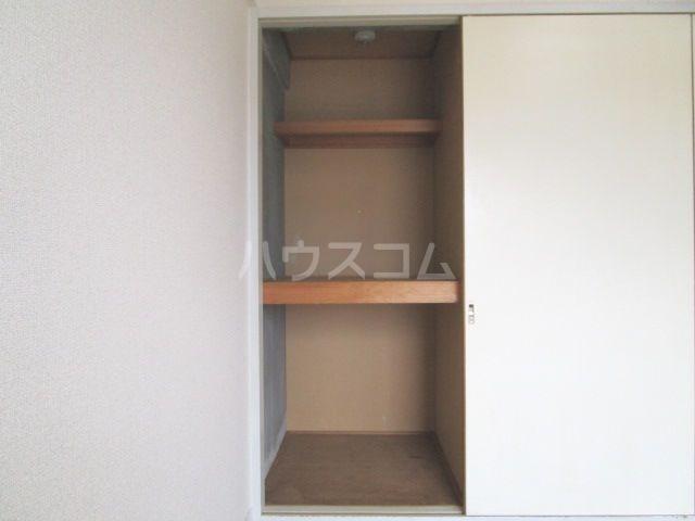 グレイス第2マンション 209号室の収納