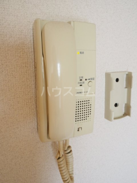 グレイスコート 607号室のセキュリティ
