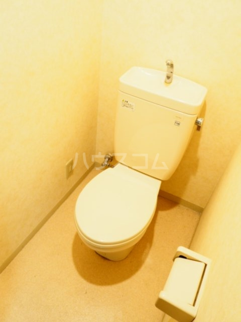 グレイスコート 607号室のトイレ