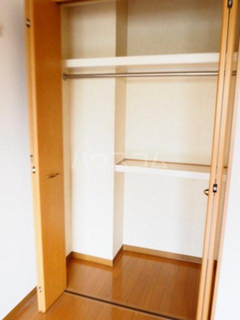 グレイスコート 607号室の収納