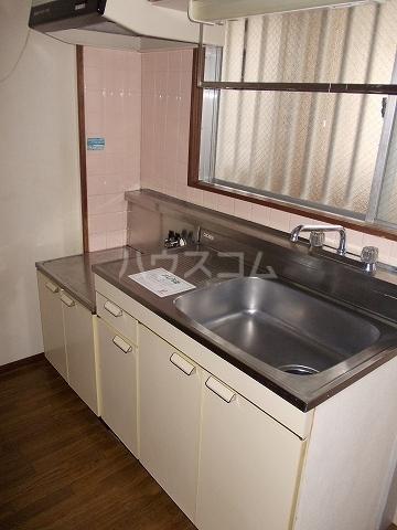 エクシ-ド久末 01020号室のキッチン