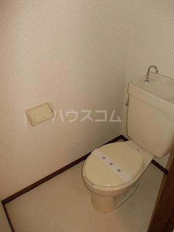 エクシ-ド久末 01020号室のトイレ