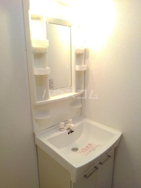 エクシ-ド久末 01020号室の洗面所