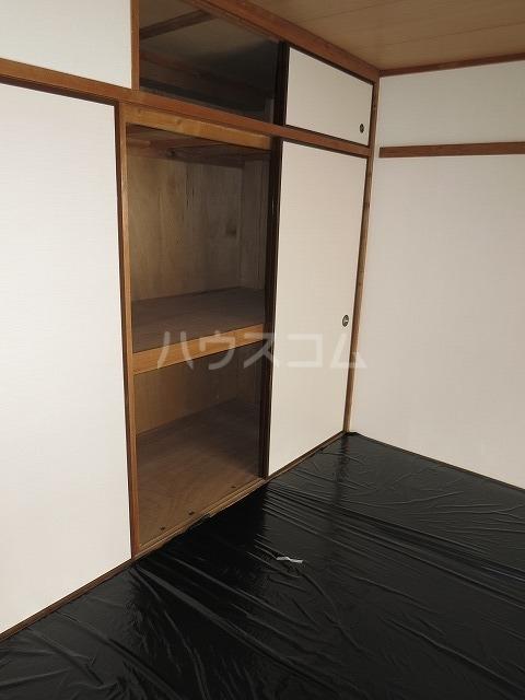 エクシ-ド久末 01020号室の収納