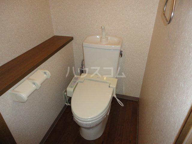 スカイコーポ畑中 102号室のトイレ
