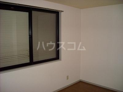 ベルコリーヌ藤ヶ丘 B201号室のベッドルーム