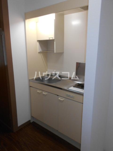 グレースナガナワ 303号室のキッチン