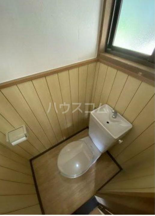 横須賀グリーンベース南棟 101号室のトイレ