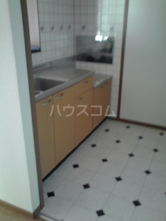 クァイエット メゾン 天王 02020号室のキッチン
