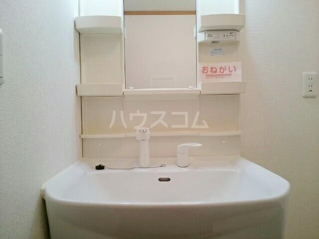 フォレスト・ケイ弐番館 02020号室の洗面所