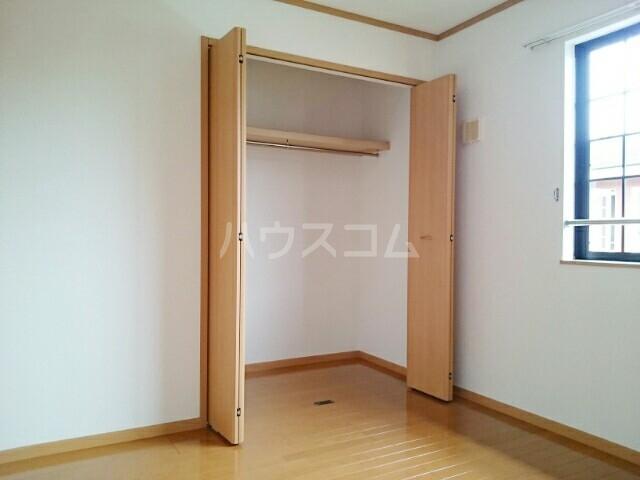 フォレスト・ケイ弐番館 02020号室の収納