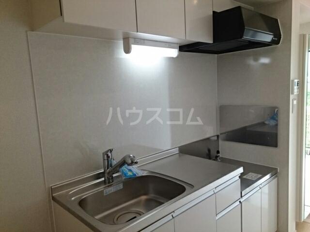 ラルゴ 01030号室のキッチン