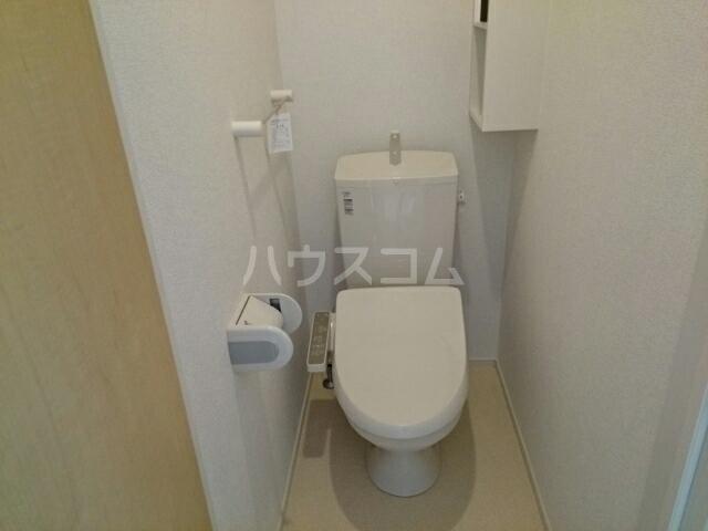 ラルゴ 01030号室のトイレ