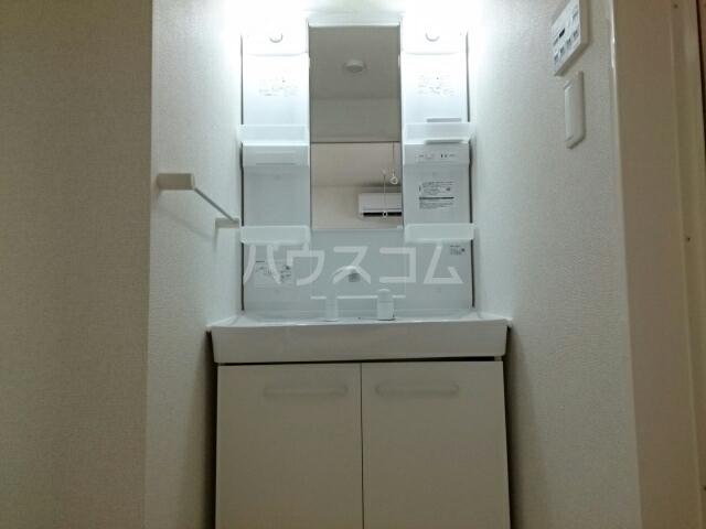 ラルゴ 01030号室の洗面所