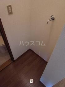 クリエール南林間 205号室の洗面所