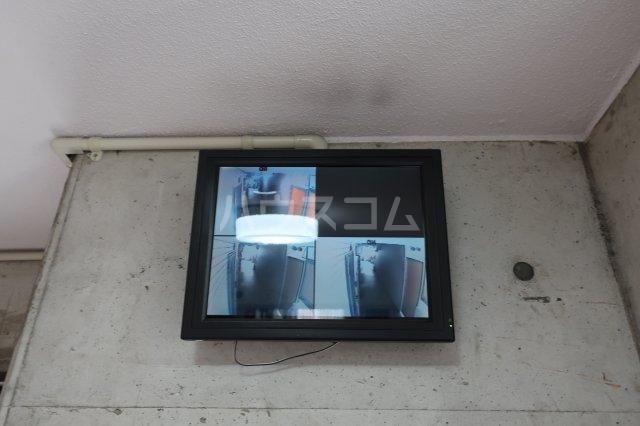 スペースイン金山 203号室のセキュリティ