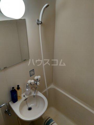 スペースイン金山 203号室の洗面所