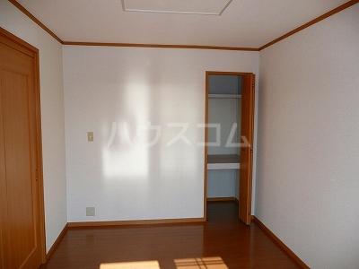 エレガンシアⅡ 02030号室の収納