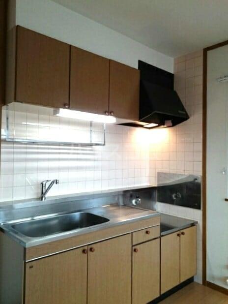 ソレア-ジュMK 02020号室のキッチン