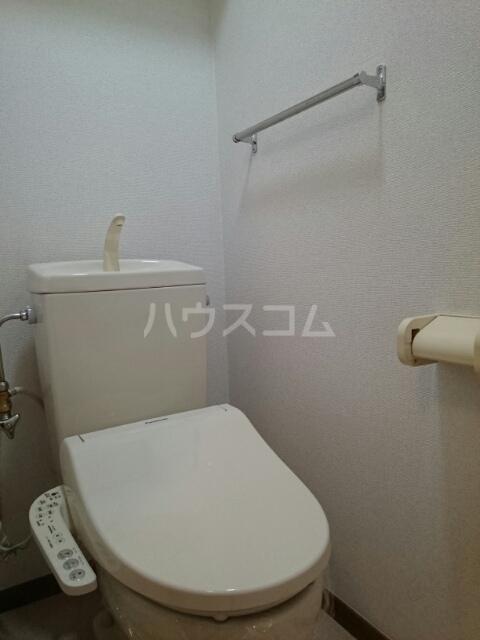ソレア-ジュMK 02020号室のトイレ